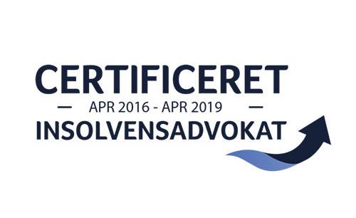 Certificeret insolvensadvokat